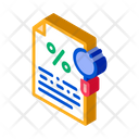 Balloon Business Calculator Icon