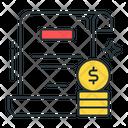 Loan money Icon
