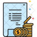 Loan money Icon
