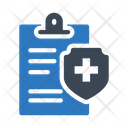 Document Sheet Secure Icon