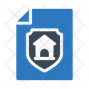 House Document Insurance Icon