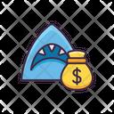 Loan Shark Icon