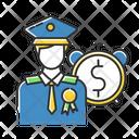 Credit Loan Veteran Icon