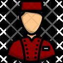Lobby Service Boy Service Icon