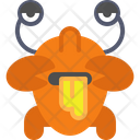 Lobster Crab Character Icon