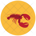 Lobster Crab Icon