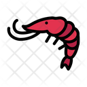 Seafood Lobster Allergy Icon