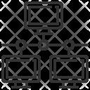 Local Area Network Icon