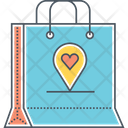 Hand Bag Shopping Bag Bag Icon