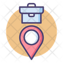 Local Business Business Location Shop Location Icon