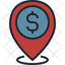 Local Business Location Icon