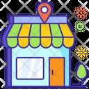 Shop Store Local Marketplace Icon