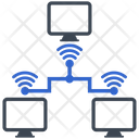 Wifi Network Signal Icon