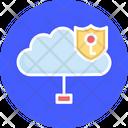 Local Network Private Network Secure Vpn Icon