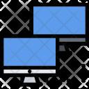 Local Network Computer Icon