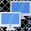 Local Network Data Icon