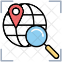 Local Search Seo Icon