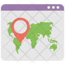 Local Seo Web Icon