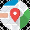 Local Seo Map Icon