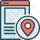 Local Seo Local Seo Icon