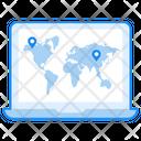 Local Seo Online Location Gps Icon