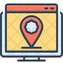 Local Seo Seo Navigation Icon