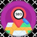 Location Seo Location Seo Pin Icon