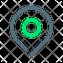 Locate Icon