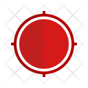 Location Access Target Icon