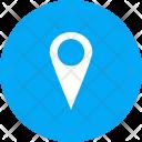 Location Tag Pin Icon