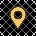 Location Service Pin Icon