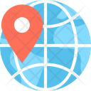 Location Navigation Map Icon