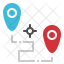 Map Gps Travel Icon