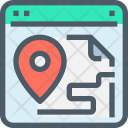 Location Page File Icon