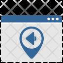 Geo Point Sound Icon