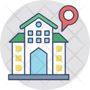 Home Location Navigation Icon