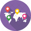 Location Branches Map Icon