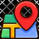 Location Gps Navigation Icon