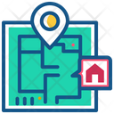 Location Home Location House Location Icon