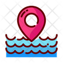 Location Water Location Waterpark Location Icon