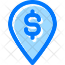 Location Pin Small Business Icon