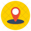Current Location Location Gps Icon