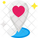 Location Location Pin Party Icon