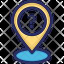Info Location Question Icon