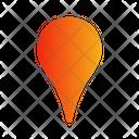 Location Navigation Direction Icon