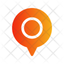Location Circle Navigation Direction Icon