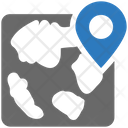 Seo Location Map Pin Icon