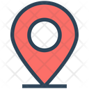 Seo Location Pin Icon