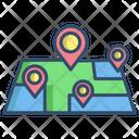 Location Red Zone Area Virus Location Icon