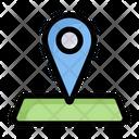Map Maps Dot Icon